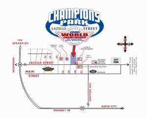 Championship Park in Sturgis