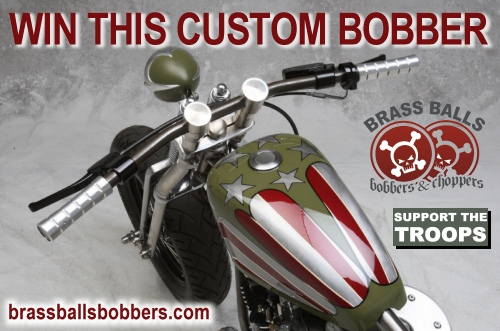 Help the Troops & Take Home this Bobber