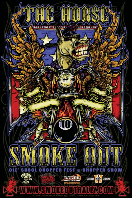 Biker Pros Adds the Smoke Out