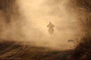 Running The Sandblast