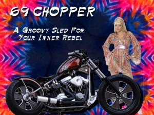 The 2010 - 69 Chopper