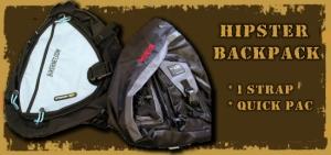 Bikernet Hipster Bag