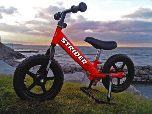 Help an Orphan, Win a Malcolm Smith Signed Strider™ PREbike And Make a Kid Happy