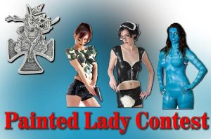 Painted Lady Contest