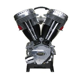 Crazy Horse's V-Plus Engine