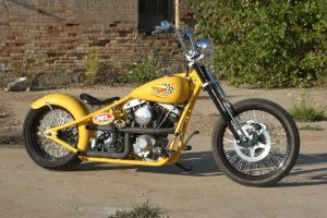 Biker Pros Produced Chopper Giveaway Coming Soon