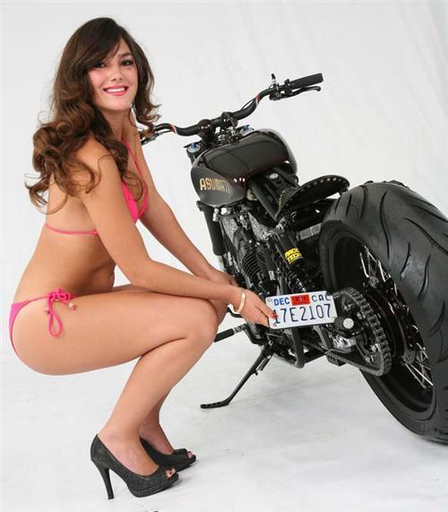 AFT Models Build Custom Bikes